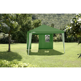 Brunner Pared Lateral con Entrada 4m para Isola, green